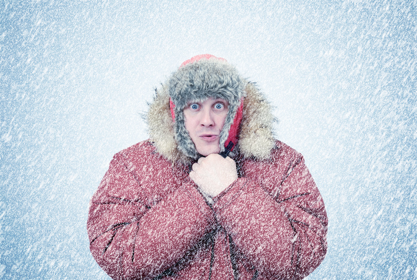 How Common Is Hypothermia? Recognize The Signs This Winter